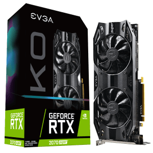 EVGA RTX 2070 for deep learning